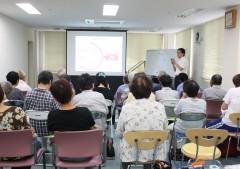 2019年4月17日 第80回健康塾 テーマ「高血圧」を開催しました。